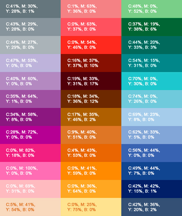 Como preparar un color?, tomemos de ejemplo el primero de la tabla ...