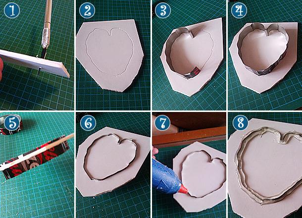 Cómo hacer un cortador casero