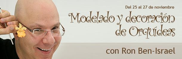 Modelado y decoración de flores de azúcar