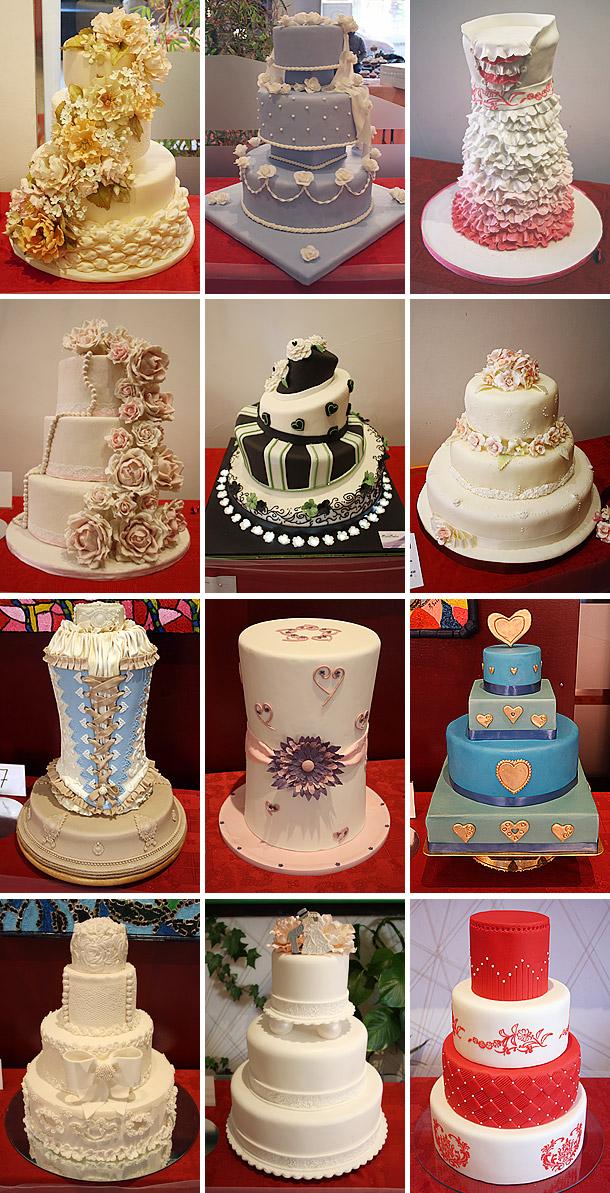Todos las tartas a concurso